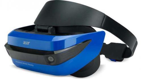 Гарнитура смешанной реальности acer уже доступна для покупки за 300 долларов