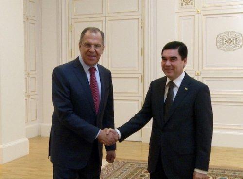 Газ вобмен набезопасность: туркменская партия министра сергея лаврова - «энергетика»
