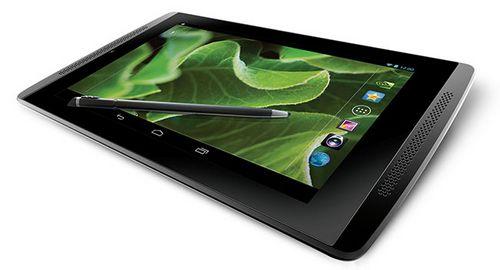 Gazer limited анонсировала в украине планшет gazer tegra note 7
