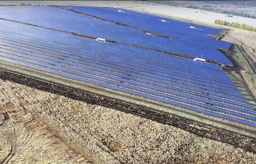 Газпромбанк предоставил финансирование на строительство солнечных электростанций в россии