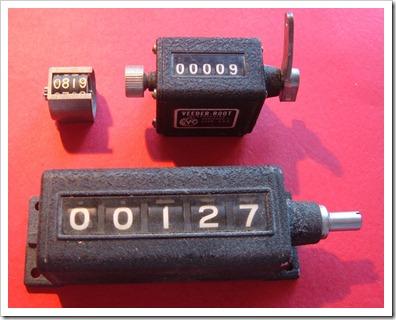 Где применяются счетчики числа оборотов? подробное описание сферы применения оборудования означенного рода.