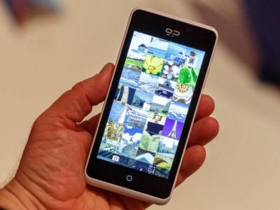 Geeksphone работает над смартфоном с двумя операционными системами