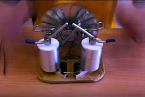 Генератор статического электричества своими руками