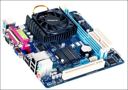 Gigabyte оснастила платы ga-c807n и ga-c847n процессором celeron