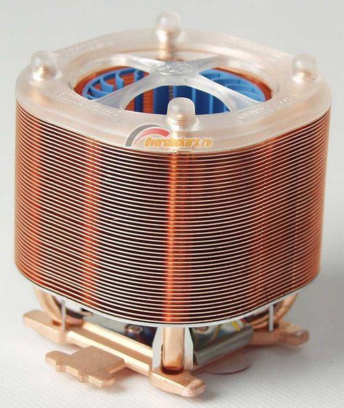 Gigabyte выпустил 3d cooler-ultra 2004 gt edition