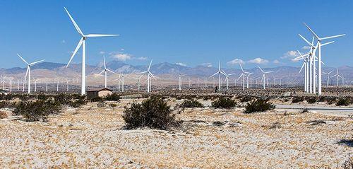 Гигантская солнечно-ветряная электростанция будет построена в штате аризона