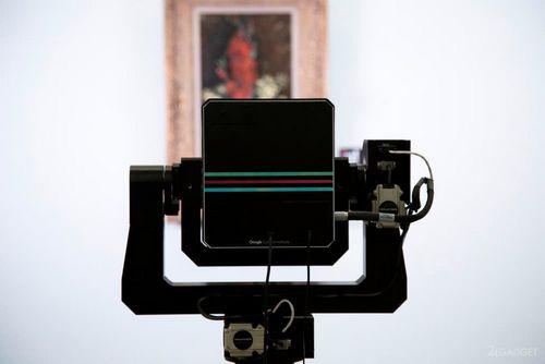 Гигапиксельная камера для оцифровки шедевров живописи (10 фото + видео)