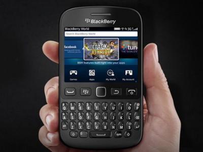 Голландская полиция взломала шифрование blackberry