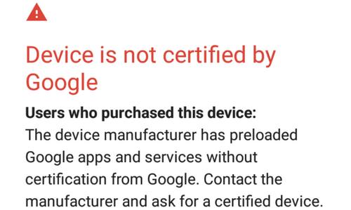 Google блокирует свои сервисы на несертифицированных смартфонах. под ударом – миллионы пользователей