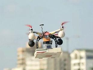 Google будет использовать дроны для доставки с 2017 года