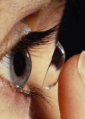 Google представил умные контактные линзы для диабетиков