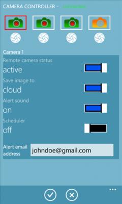 Gotya 1.0.2.0 слежение за домом или офисом