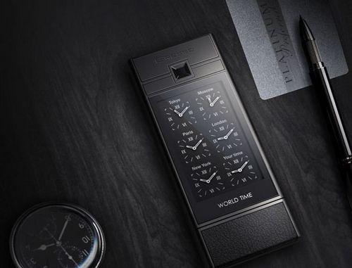 Gresso luxor world time – первый в мире телефон с функцией мирового времени