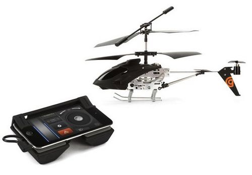 Griffin tc helo - вертолет для iphone (6 фото + видео)