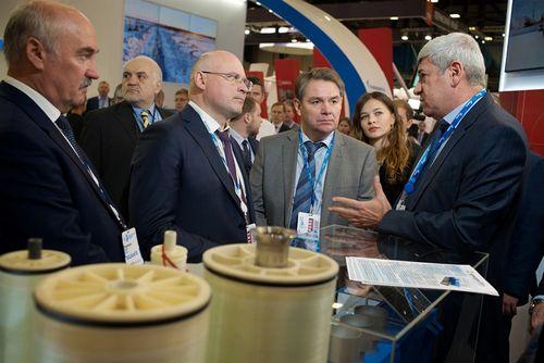 Группа роснано обсудила на «газовом форуме» сотрудничество с компаниями тэк