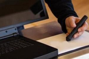 Gstick: компьютерная мышь в виде пишущей ручки