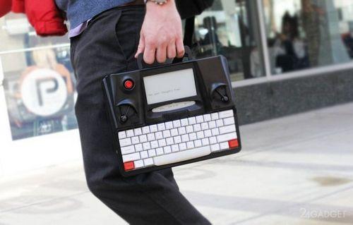 Hemingwrite - пишущая машинка с поддержкой облачных сервисов