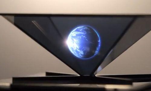 Holho: псевдоголографический дисплей для смартфонов и планшетов