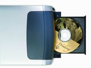 Hp dvd640i: новый рекордер с функцией нанесения графики на диск