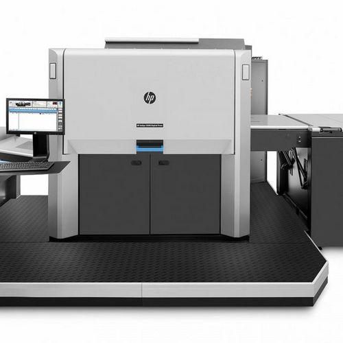 Hp поставит cimpress печатные машины hp indigo нового поколения
