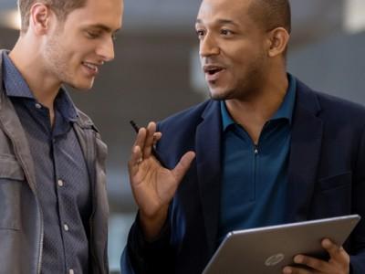 Hp предлагает новые устройства для корпоративного сегмента рынка