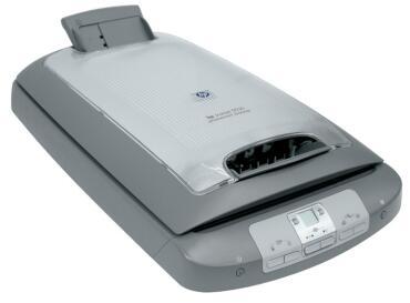 Hp представил новый планшетный сканер