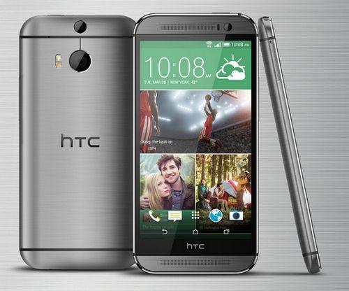 Htc наконец-то анонсировала флагманский смартфон one (m8)