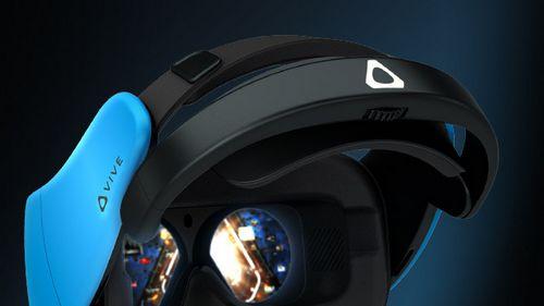 Htc показала «независимый» vr-шлем vive focus с amoled-экранами и snapdragon 835