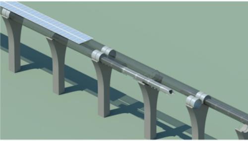 Htt изучает возможность использования вакуумных поездов hyperloop вроссии иафрике - «энергетика»