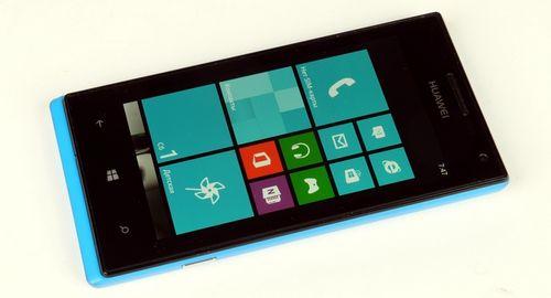 Huawei готовит к выходу смартфон, работающий с двумя ос: android и windows phone