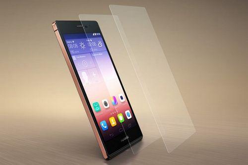 Huawei готовит к выходу специальную версию смартфона ascend p7 с сапфировой защитой
