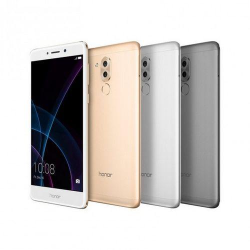 Huawei honor 6x с двойной камерой поступит в продажу в январе