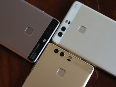 Huawei p9 и p9 plus на 130% популярнее предшественника