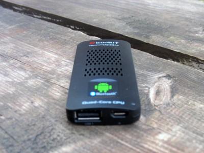 Iconbit представила toucan stick 4k - микрокомпьютер и сетевой медиацентр на платформе android