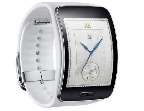 Ifa 2014. умные часы samsung gear s с функциональностью смартфона