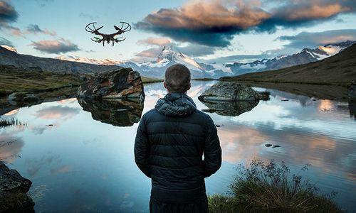 Ifa 2016. archos представляет недорогой квадрокоптер drone