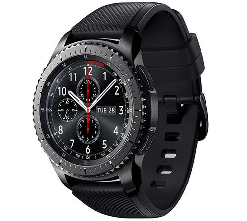 Ifa 2016. samsung анонсировала умные часы gear s3 classic и gear s3 frontier