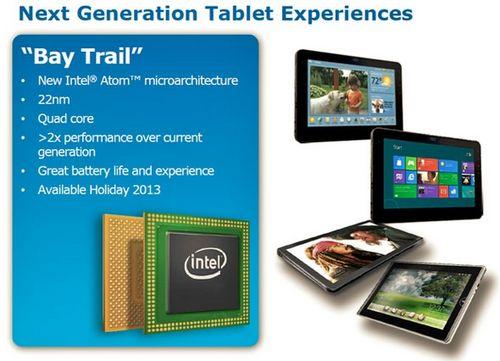 Intel: чип tegra 3 уступает по характеристикам процессорам clover trail