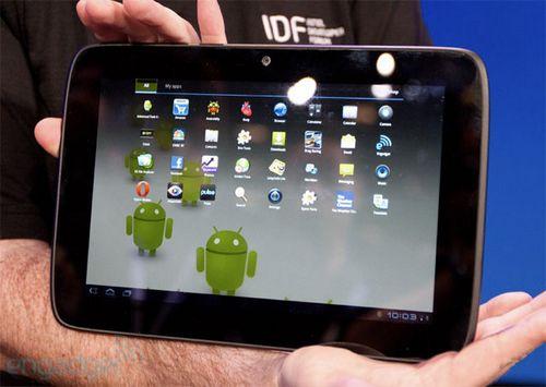 Intel показала референсный смартфон и планшет на android и платформе medfield