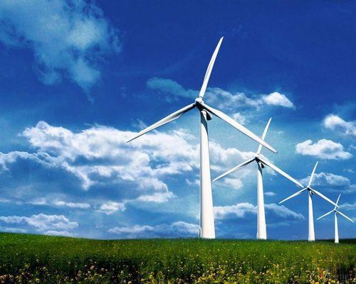 Интересный проект извлечения энергии из ветра