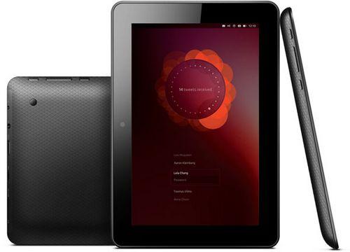 Intermatrix u7 может стать первым планшетом на ubuntu, но вряд ли