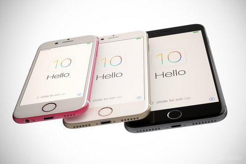 Iphone 5se и iphone 7 во всей красе (15 фото + видео)