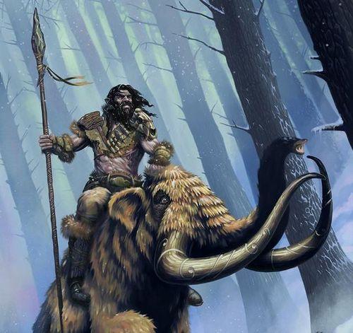 Исследователи обнаружили упоминания о древних великанах, живших на территории россии