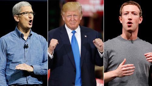It-компании готовятся к худшему после победы трампа