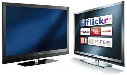 Японских производителей объединит интернет-телевизор