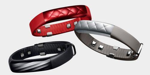 Jawbone представила два новых «умных» браслета