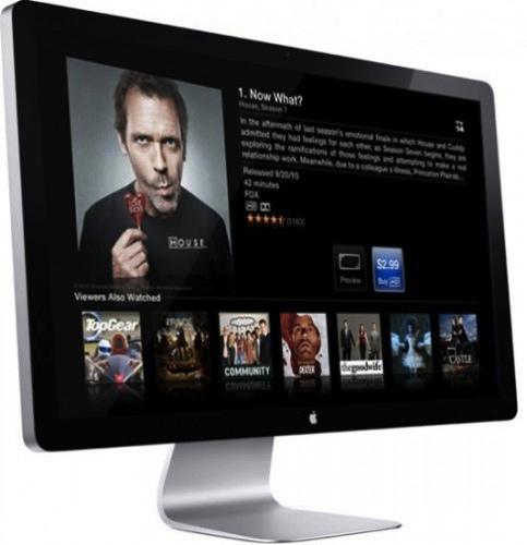 Эксперт опубликовал настоящее название и цену будущего телевизора apple