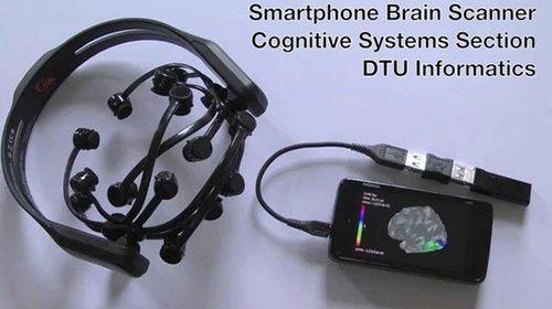 Электроэнцефалограмма на смартфоне
