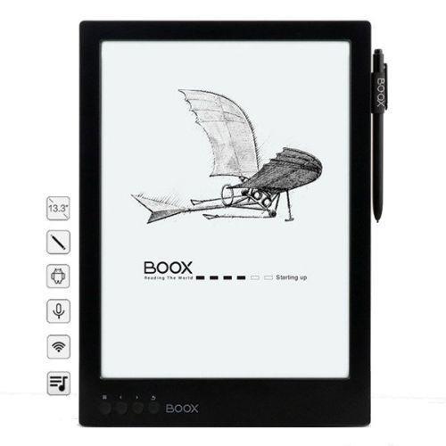 Электронная книга onyx boox max carta оснащена экраном e ink разрешением 2200 x 1650 пикселей