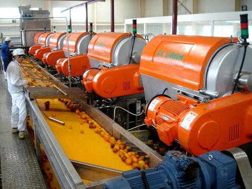 Энергия из сточных вод заводов по производству соков